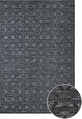 Kusový koberec A1 SPECTRO SISAL DECK 7597/K448